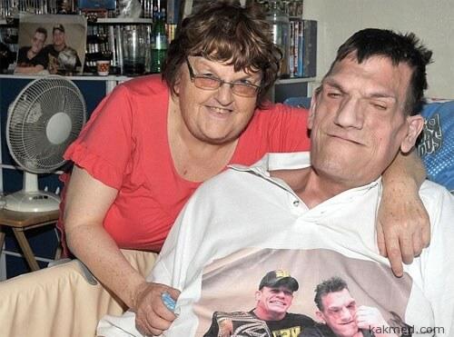 Гигант и его мать