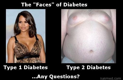 Чем отличаются диабеты