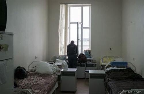 Как лечат ВИЧ в Украине, например