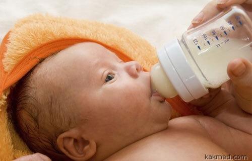 Зараза в детском питании
