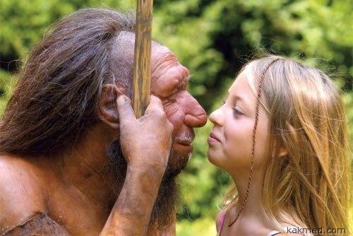 Носатый неандерталец