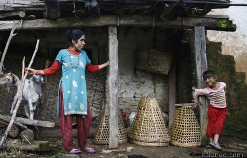 Семейка оборотней из Непала