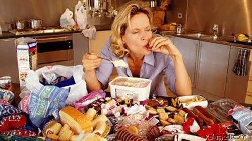 Как прекратить есть