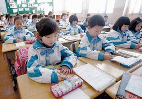 Непобедимые китайские дети