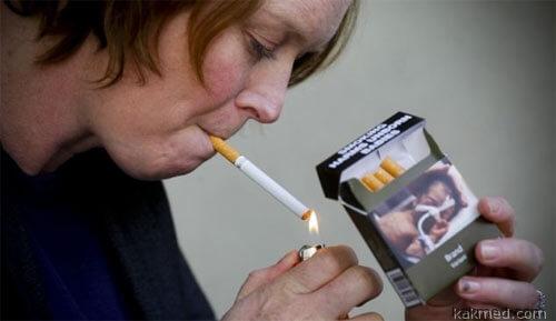 Об ужасах курения