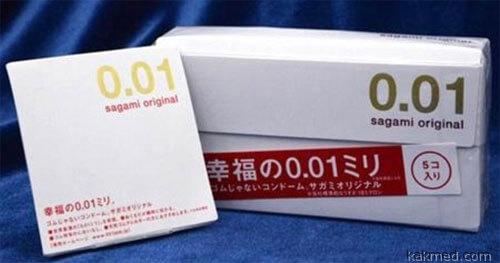 презерватив sagami original