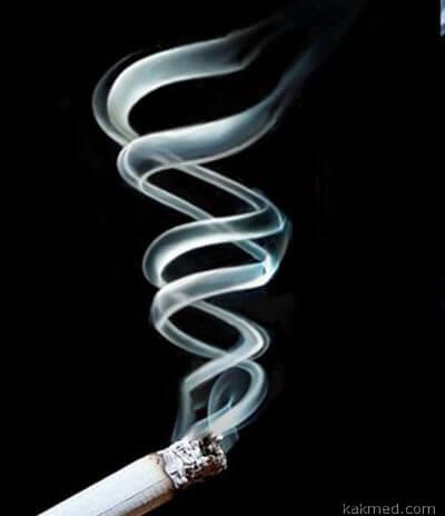 ДНК курильщика