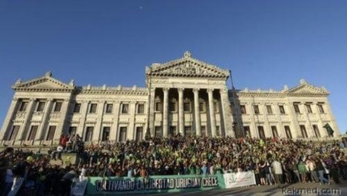 Парламент Уругвая