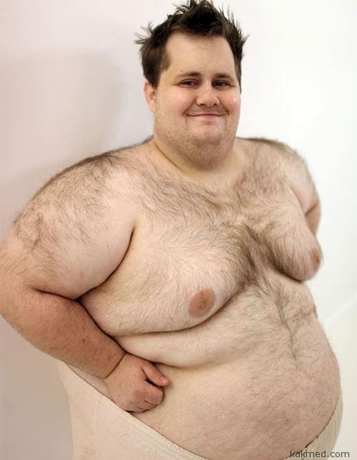 До похудения