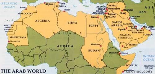 Страны арабского мира