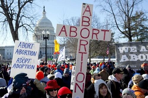 Аборты в США