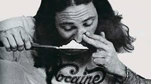 Кокаин и инфаркт