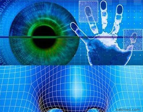 Новый метод биометрии