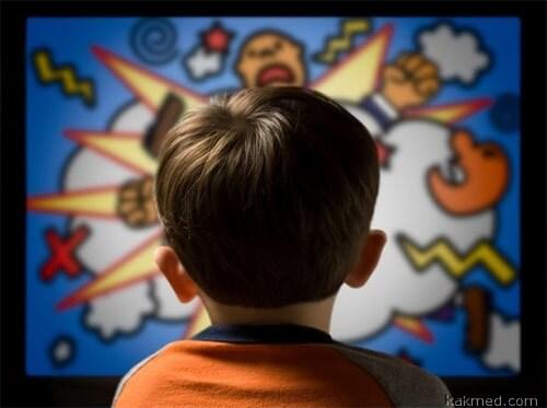 Жестокое видео для детей