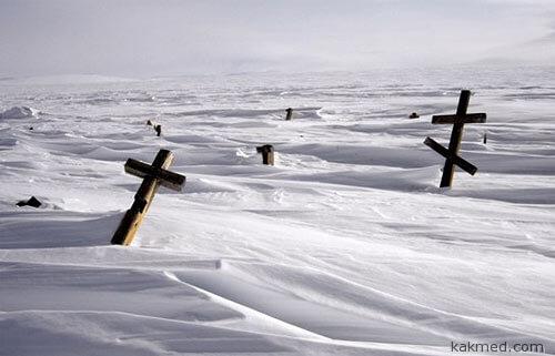 Сибирские вирусные кладбища