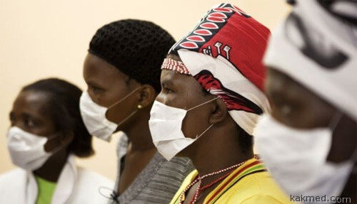 Туберкулезники в ЮАР