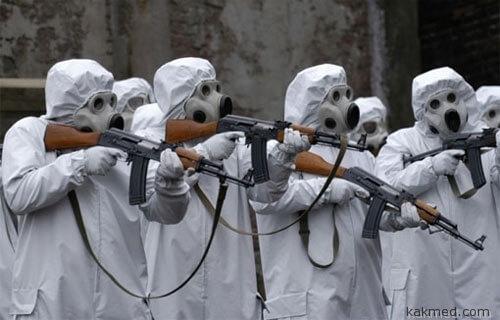 Российское биологическое оружие
