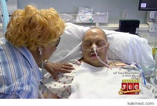 Уоррен в больнице после операции