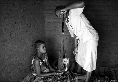 Африканские роды