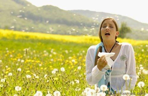Помощь от сенной лихорадки