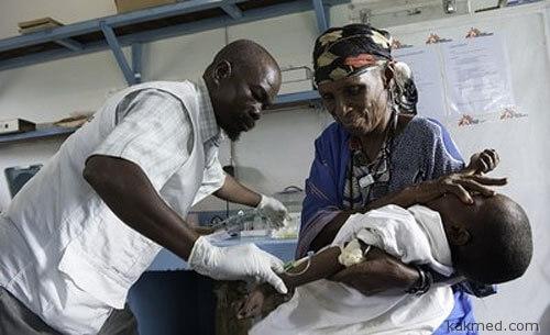 Сонная болезнь в Африке