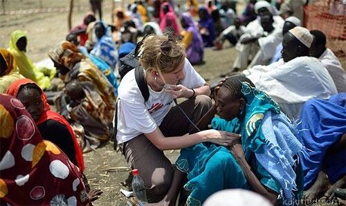 Медпомощь в Южном Судане
