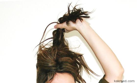 Как сделать чтобы волосы быстро не грязнились 191