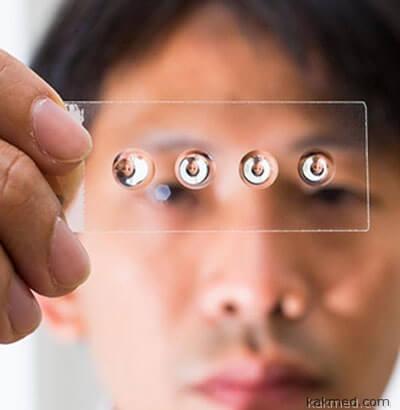 Дешевые линзы для микроскопа