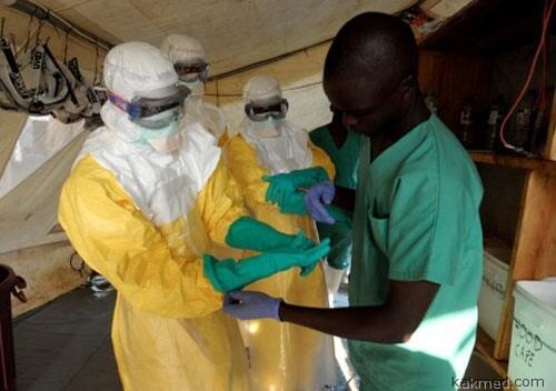 Подозрение на лихорадку Эбола