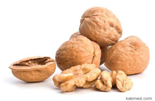 перегородки ореха грецкого
