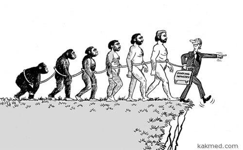 Венец или конец эволюции?