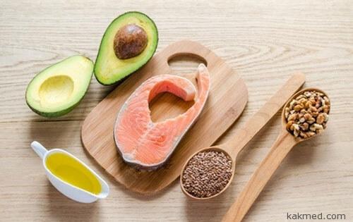 Источники полиненасыщенных жирных кислот