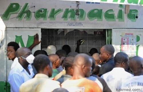 Эпидемия на Гаити приносит прибыль