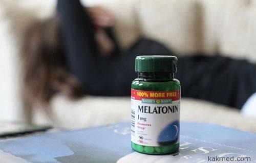 Аптечный мелатонин