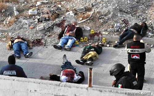 Преступность в Сьюдад-Хуаресе
