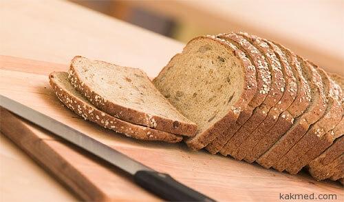 Цельнозерновой хлебушек