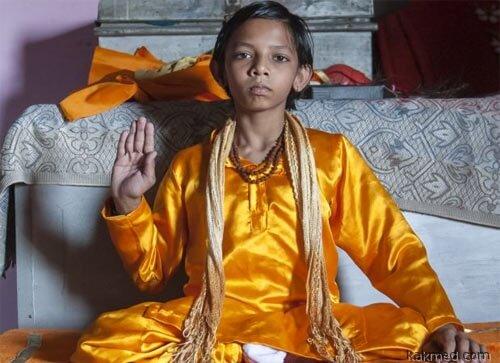 13-летний святой