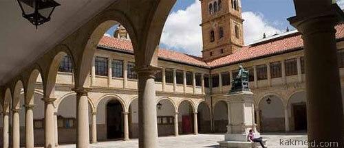 Университет Овьедо Испания