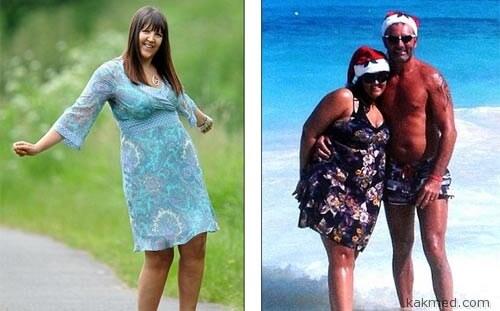 Мотивация похудеть в подарок мужу