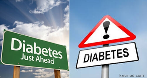 Угроза сахарного диабета