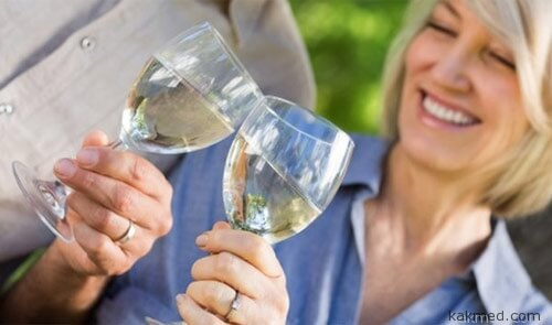 Умеренное пьянство и слабоумие