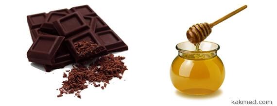 самая вкусная - шоколадная маска