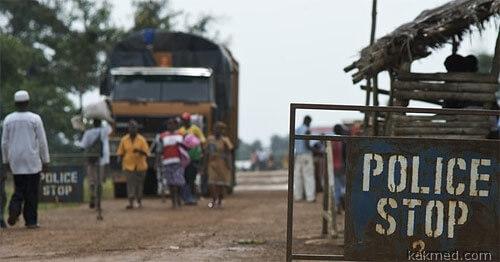 Виноваты прозрачные африканские границы