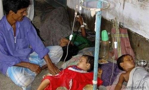 Ротавирус в Индии