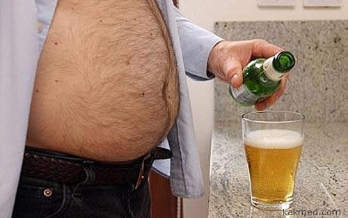 Жир плюс спирт равно рак