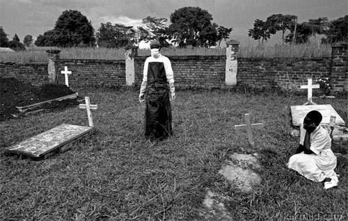 Кладбище Африки