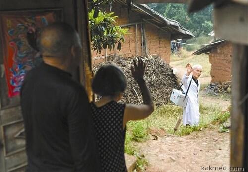 Самый уважаемый доктор в Китае