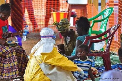 Эбола в ДРК