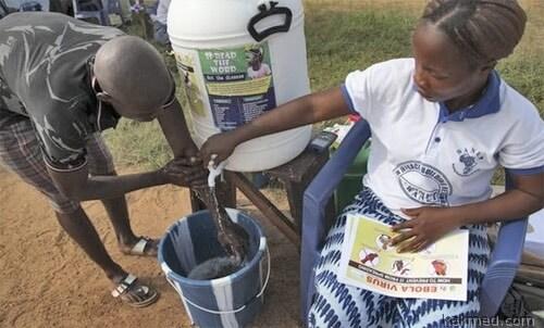 Как избежать смерти от Эбола