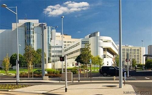 Клермон-Ферран больница